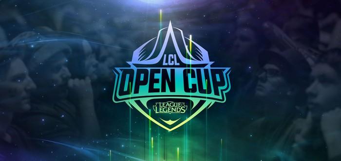 Киберспортивные финалы League of Legends в Санкт-Петербурге