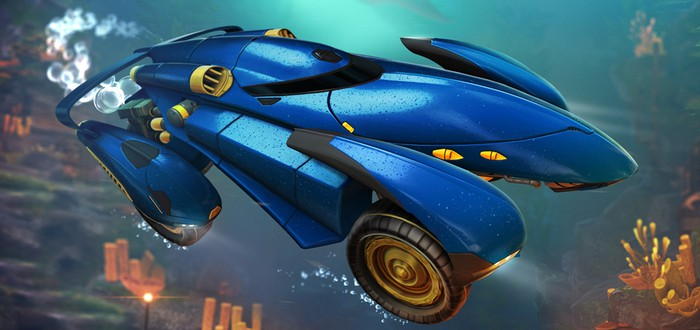 Rocket League получит поддержку Steam Workshop