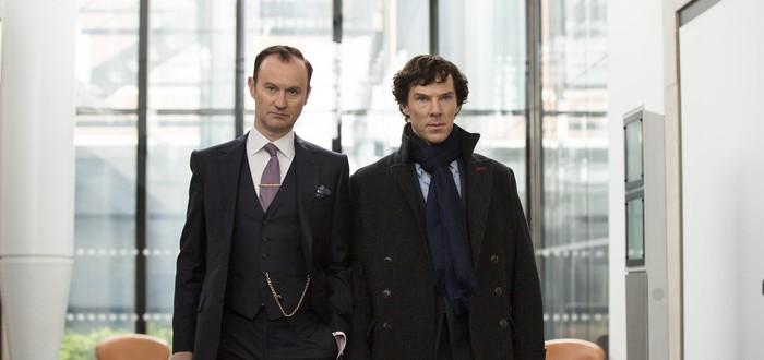 Первые кадры четвертого сезона Sherlock
