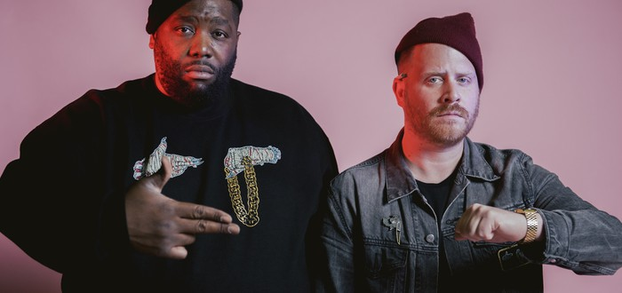 Run The Jewels выступят на The Game Awards 2016