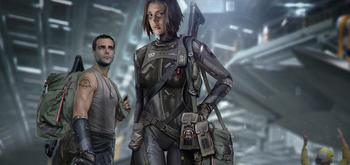 Концепт-арты Call of Duty: Infinite Warfare