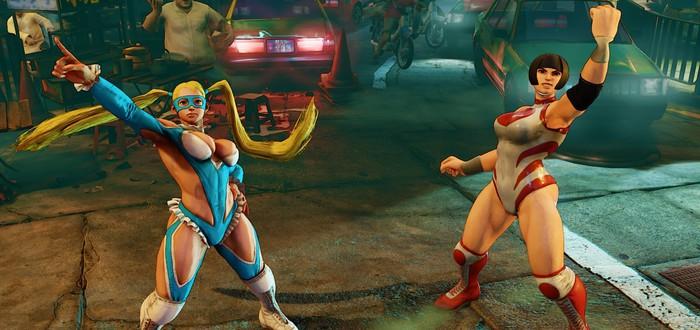 Street Fighter V будет получать поддержку до 2020 года