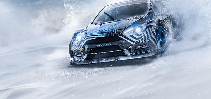 Новое дополнение Forza Horizon 3 добавит много снежного веселья