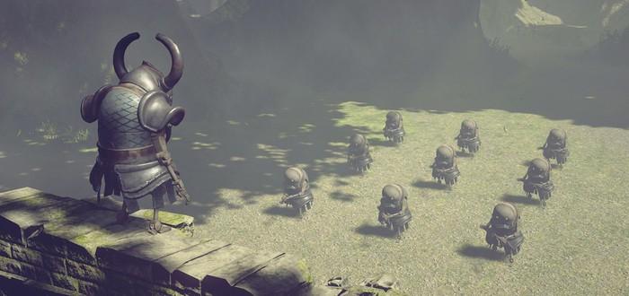 Очередные шикарные скриншоты NieR: Automata