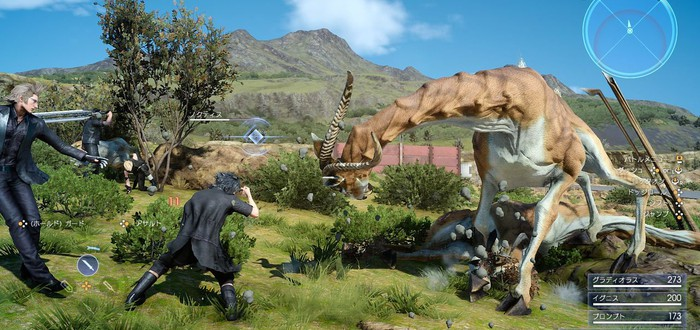 Гайд Final Fantasy XV — 30 советов для максимального фана