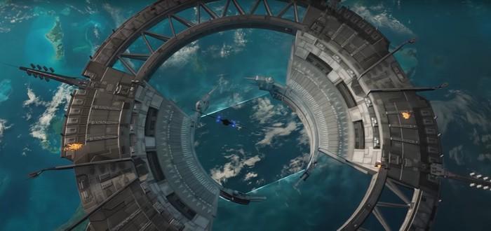 Трейлер дополнения Star Wars Battlefront Rogue One: Scarif