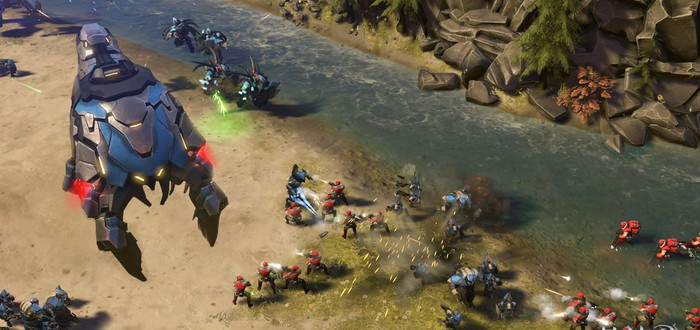 The Game Awards: новый трейлер Halo Wars 2