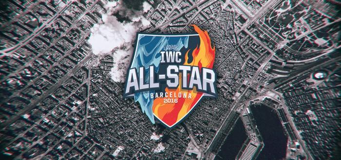 IWCA-2016: второй матч сборной СНГ