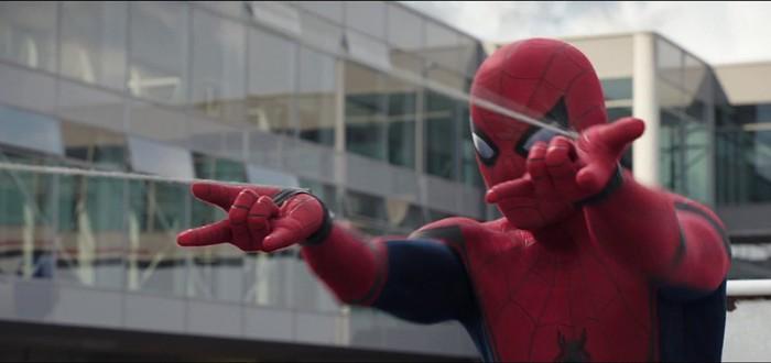 Человек-Паук получит примочку от Железного Человека в Spider-Man: Homecoming
