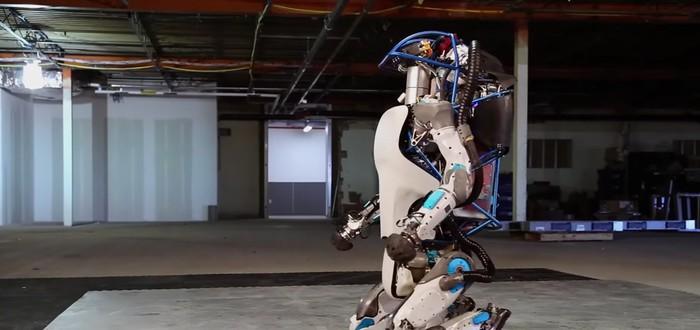 Робот Boston Dynamics все еще неуклюж, но прогресс впечатляет