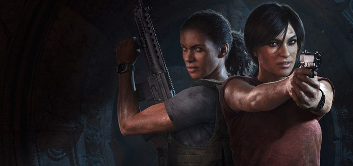 Uncharted: The Lost Legacy — описание и скриншоты