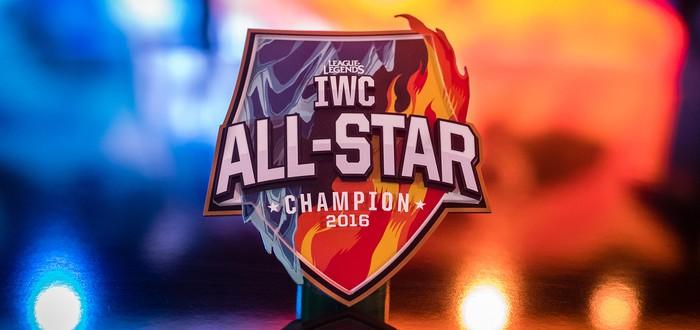 IWCA-2016: воскресный плей-офф