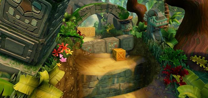 PSX: Подробности Crash Bandicoot N. Sane Trilogy