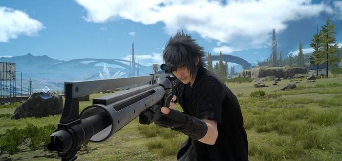 Гайд Final Fantasy XV — как найти и убить Кактуара для получения горы опыта