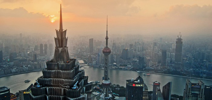 """Китай вводит антиутопический """"уровень социального кредита"""""""
