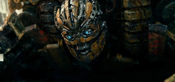 Первый трейлер Transformers: The Last Knight