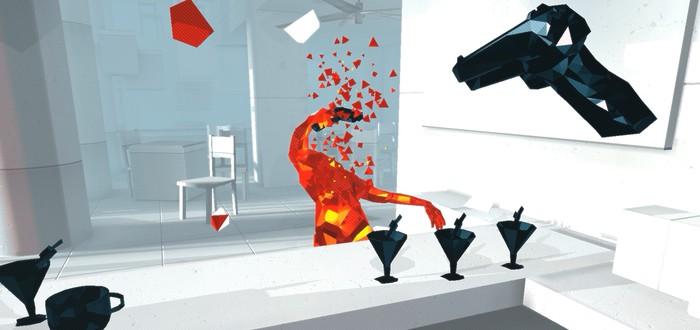 Релизный трейлер Superhot VR