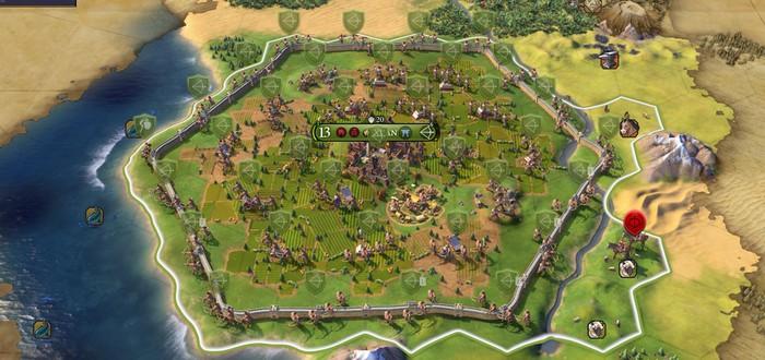 Чудеса Civilization VI — непробиваемая крепость