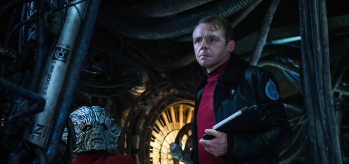 Слух: Саймон Пегг уже работает на сценарием Star Trek 4
