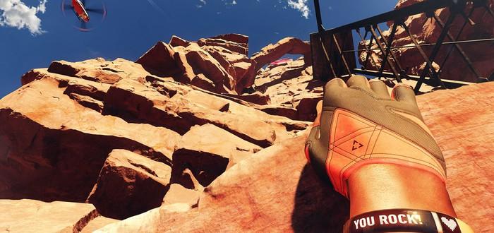 VR-проект The Climb получит большое обновление