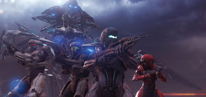 Monitor's Bounty — большое бесплатное обновление для Halo 5: Guardians