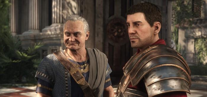 Слух: Crytek работает над The Ryse Empire