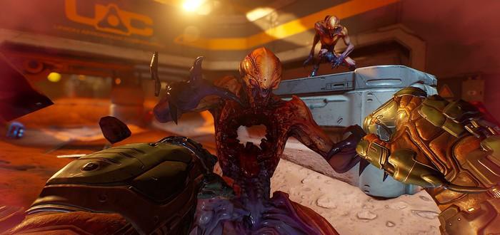 Bethesda убрала Denuvo из Doom