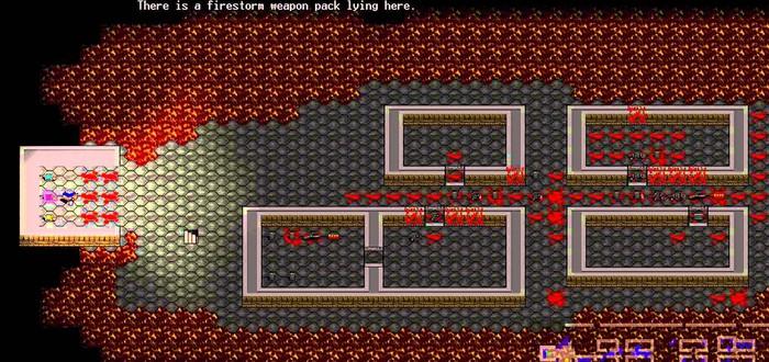 Фанатский roguelike-Doom спасается в open source-водах от пушек ZeniMax
