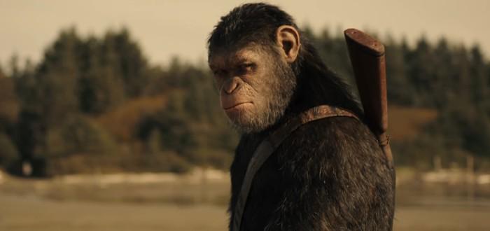 Первый трейлер War for the Planet of the Apes