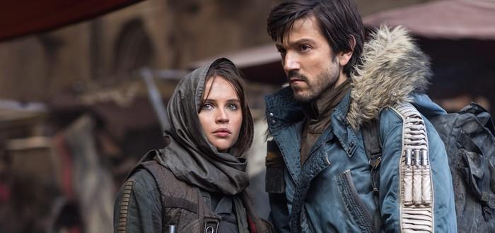 Первые мнения о Rogue One с премьеры фильма