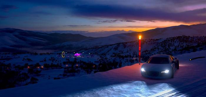 Как открыть зимнее дополнение Forza Horizon 3