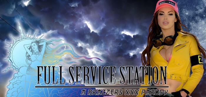 Brazzers сняли порно Final Fantasy XV