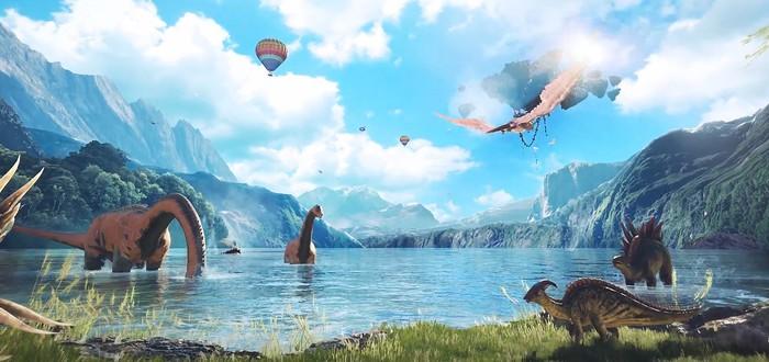 Ark: Survival Evolved получит VR-спин-офф в 2017 году