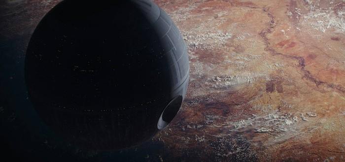 Сцены из трейлеров Rogue One, которых не было в фильме
