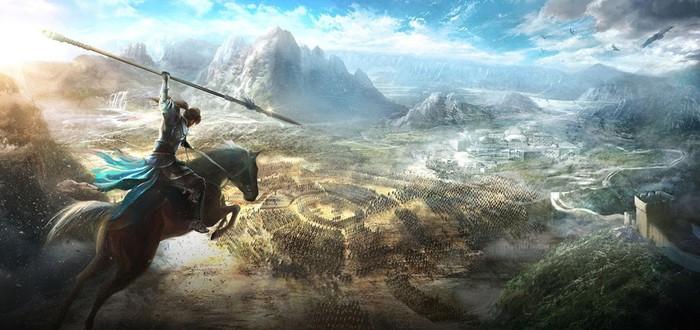 Анонс Dynasty Warriors 9: арты, скриншоты, видео