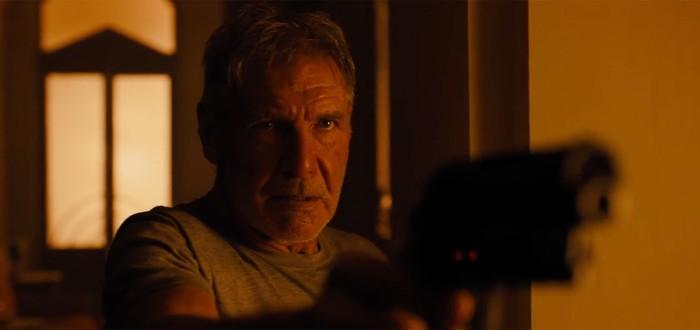 Первый трейлер Blade Runner 2049 с Харрисоном Фордом