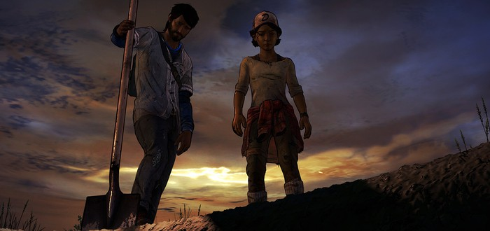 Новые скриншоты The Walking Dead: A New Frontier