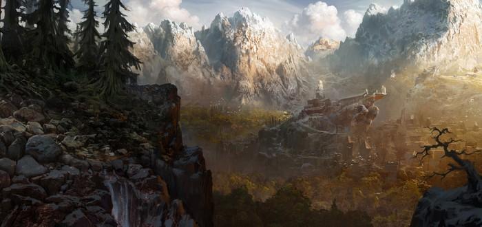 Фанатский мод Enderal для Skyrim получит DLC на 20 часов