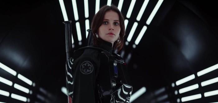 Видеоподборка кадров Rogue One, которые не показаны в фильме
