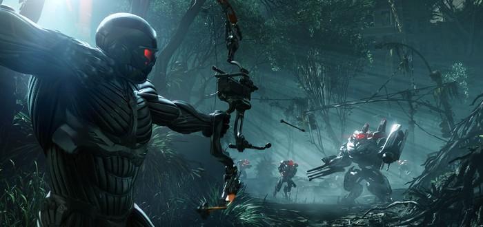 Расплавление Crytek — закрывается пять студий