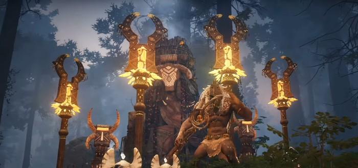 Красочные земли Kamasilve в трейлере нового дополнения Black Desert Online