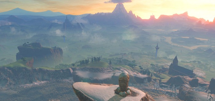 The Legend of Zelda: Breath of the Wild получит официальное печатное руководство