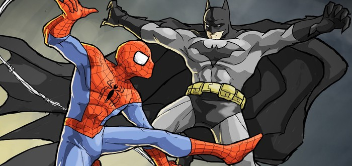 Съемки кроссовера Marvel и DC на улицах Москвы