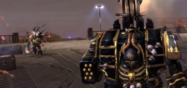 Новый трейлер Dawn of War II: Chaos Rising