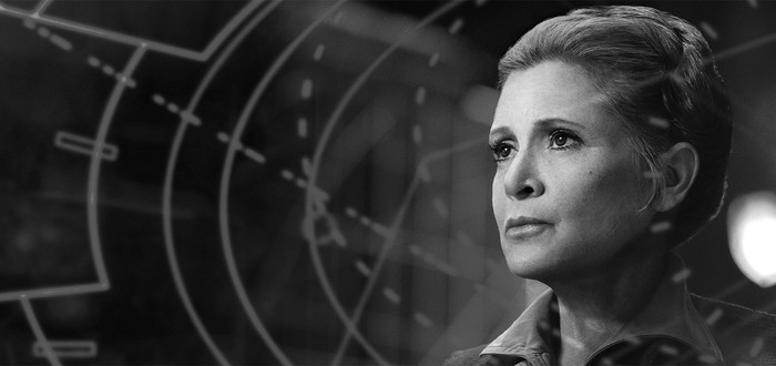 Кэрри Фишер закончила съемки своих сцен в Star Wars Episode VIII