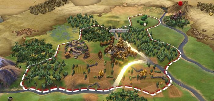 Вы знали, что в Civilization VI можно вращать карту — вот как это делать