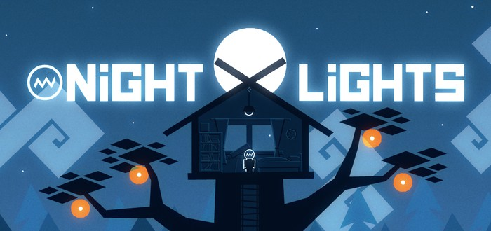 Night Lights — инди-головоломка от русского разработчика
