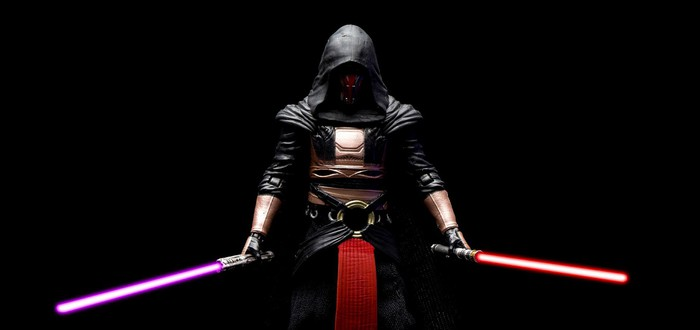 Официальная фигурка Дарта Ревана из Knights of the Old Republic