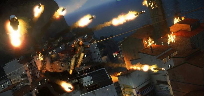 Мультиплеерный мод Just Cause 3 вышел на PC