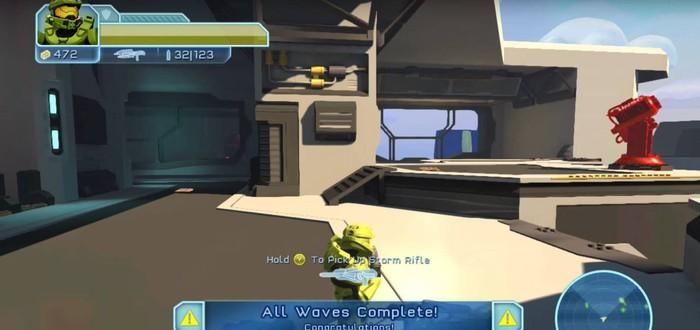 Серия Halo могла получить игру от Mega Bloks